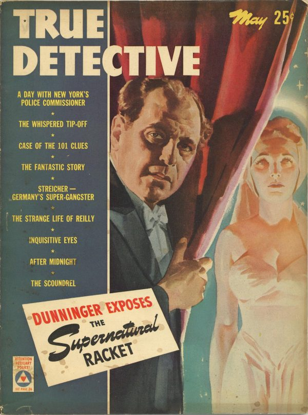 True Detective May 1943