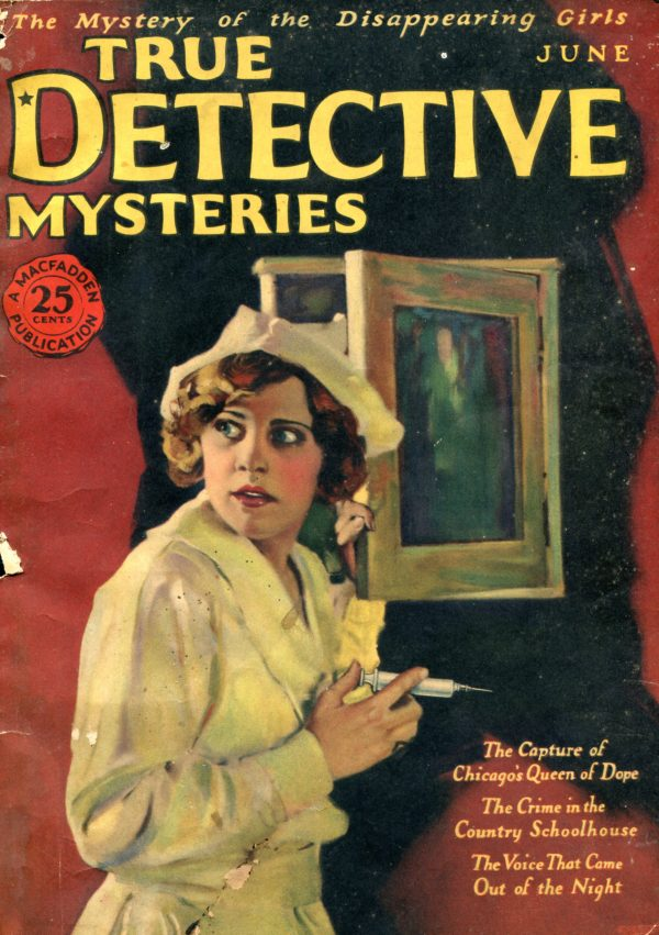 True Detective Mysteries, June 1926