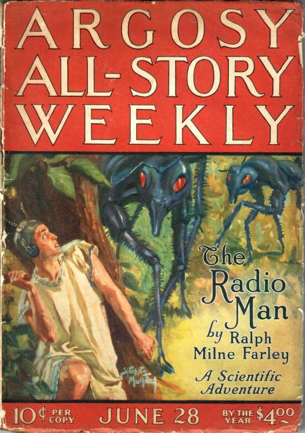 ARGOSY ALL-STORY WEEKLY - June 28 1924