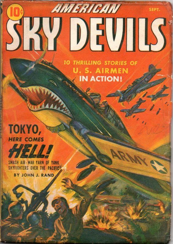 American Sky Devils - September 1942