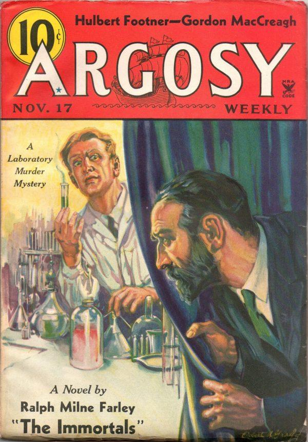 Argosy - November 17, 1934