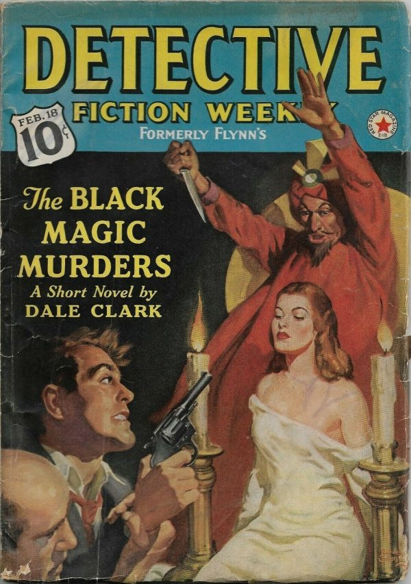 Detective Fiction Weekly February 18, 1939