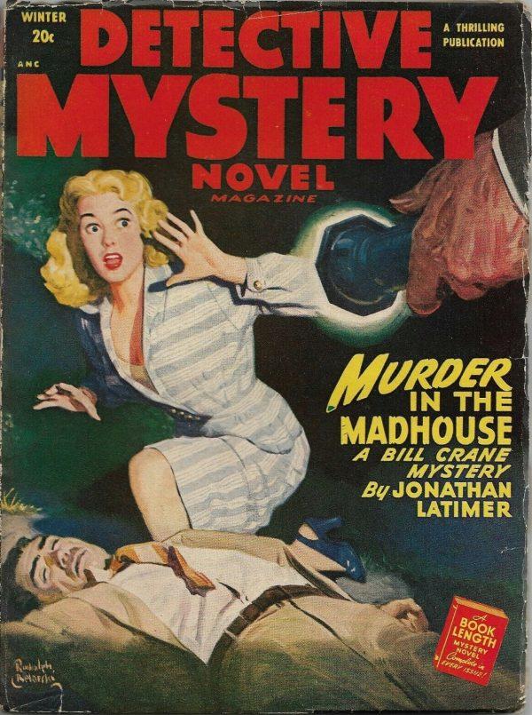 Detective Mystery Novel February 18, 1939