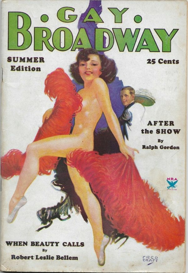 Gay Broadway Summer 1934