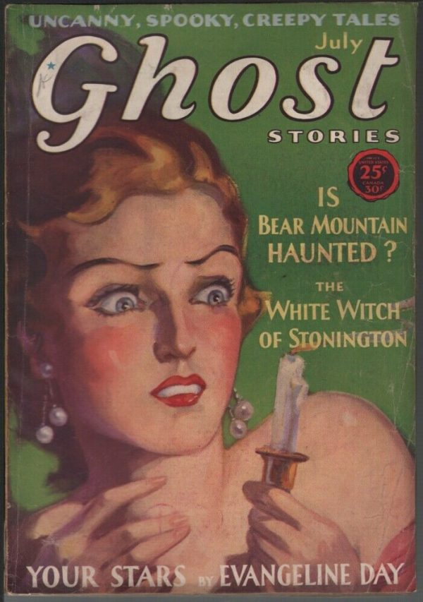 Ghost Stories 1931 July
