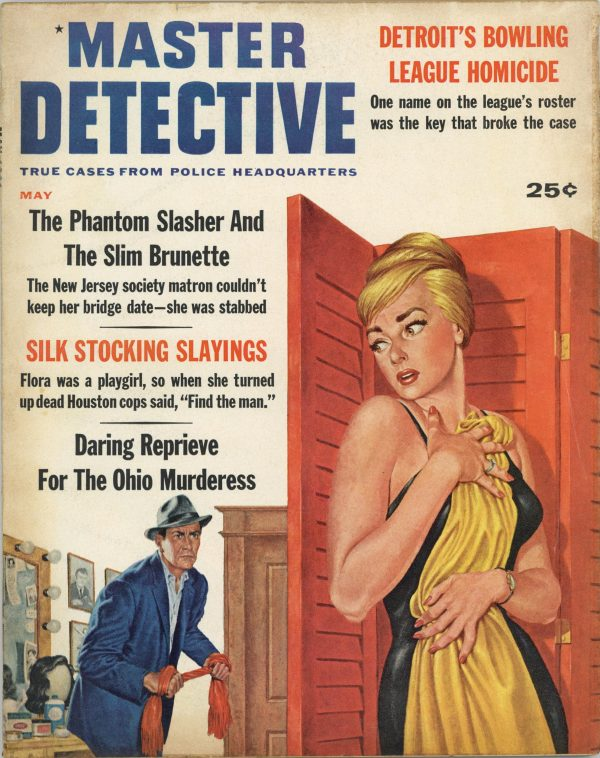 Master Detective May 1961