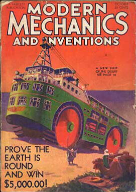 Mechanics and Inventions October 1931