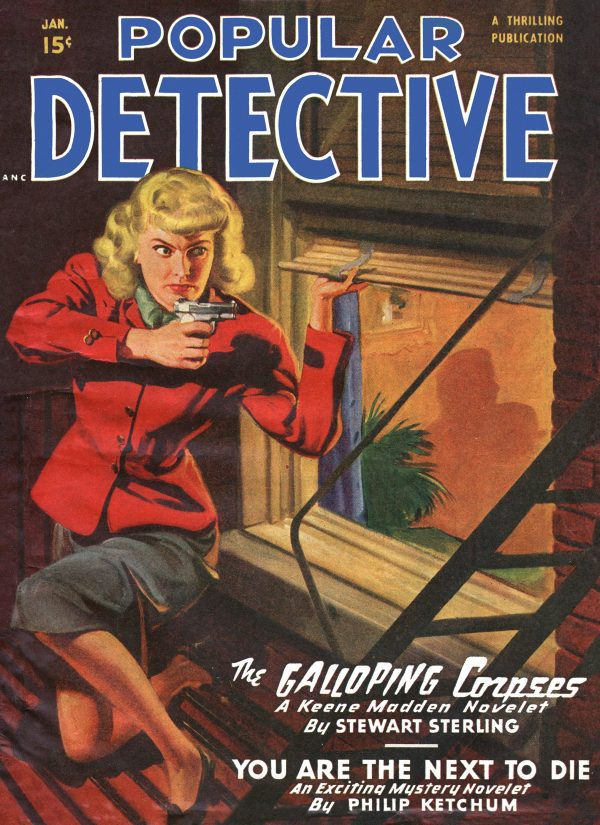 Popular Detective January 1950