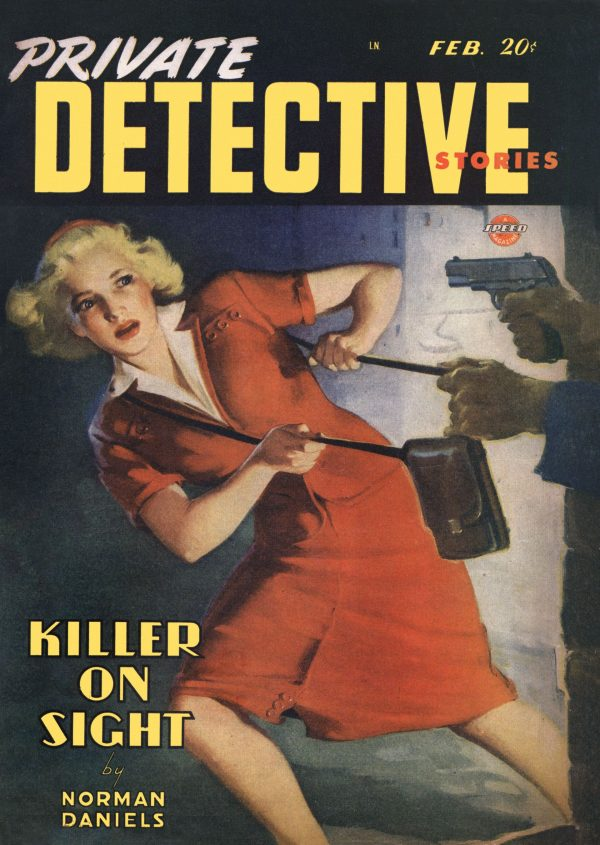 Private Detective Stories February 1948