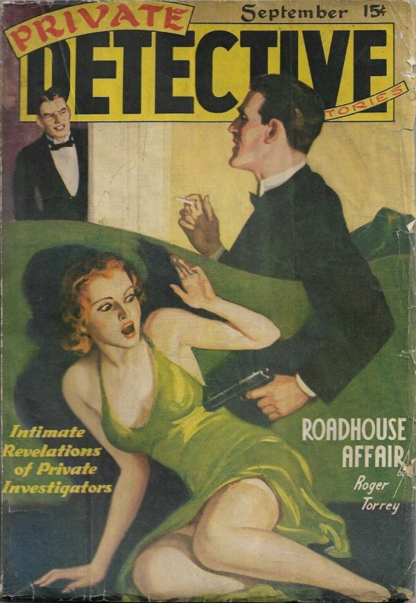 Private Detective Stories September 1939