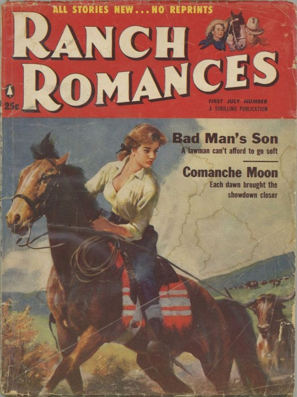 Ranch Romances July 1957