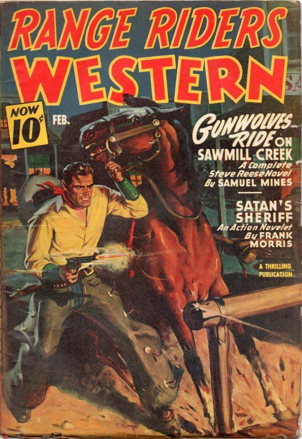 Range Riders Western - February 1945