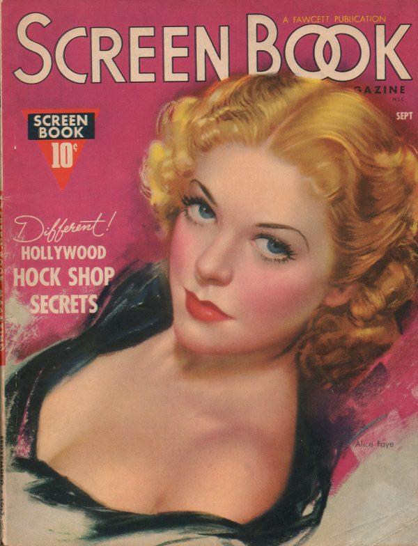 Screen Book - September 1937