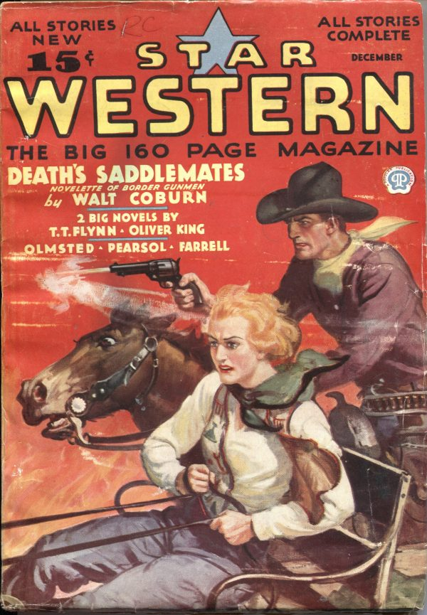 Star Western December 1935