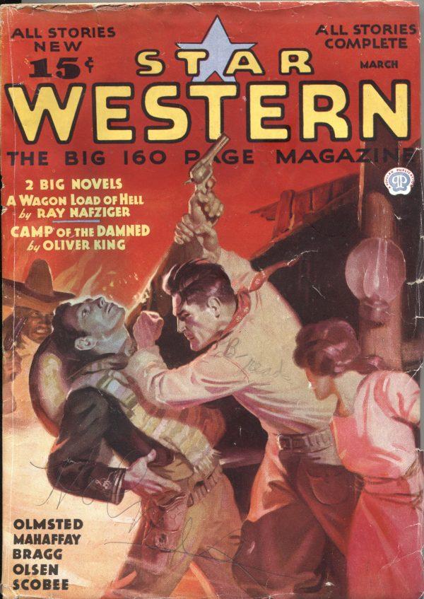 Star Western March 1936
