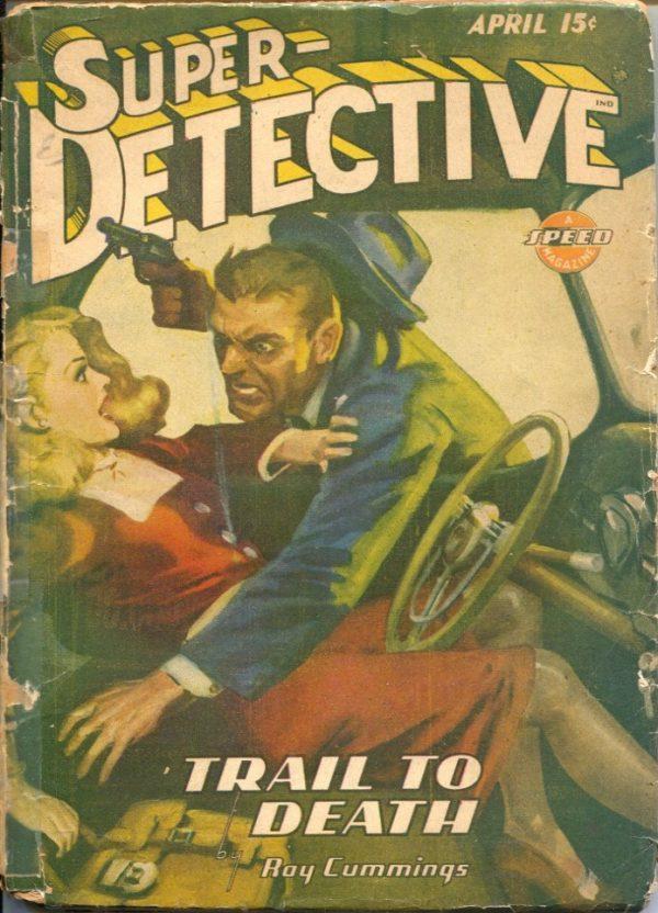 Super-Detective April 1945