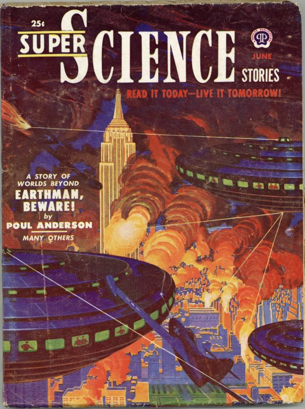 Super Science June 1951