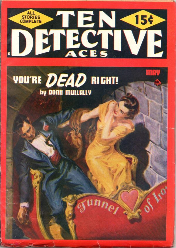 Ten Detective Aces - May 1949