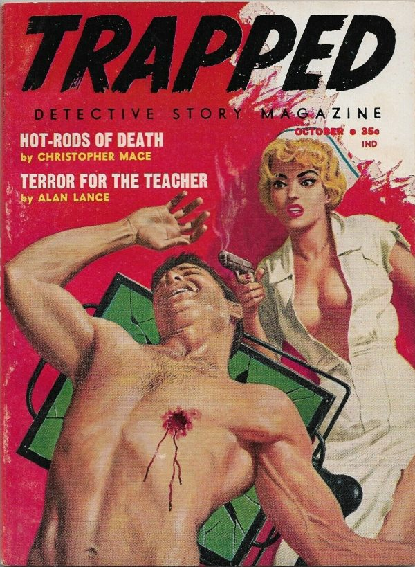 Trapped Detective Story October 1959