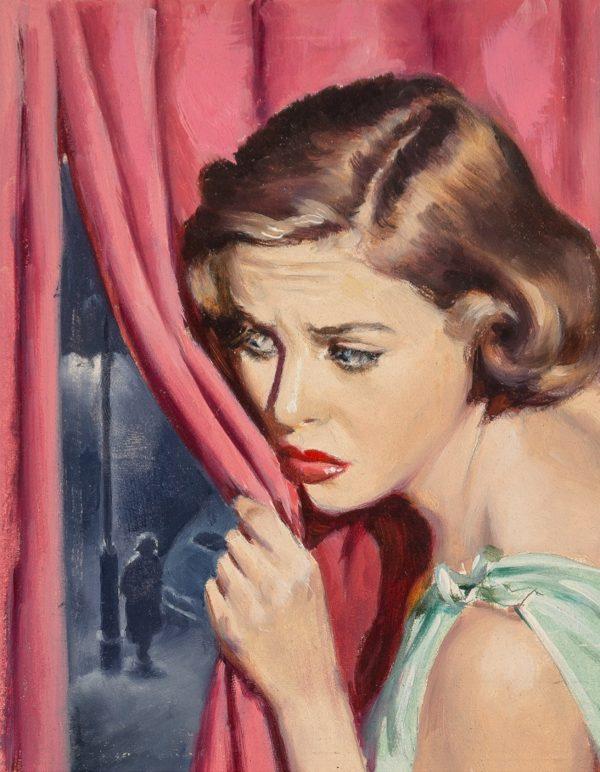 True Detective Cover, February 1953