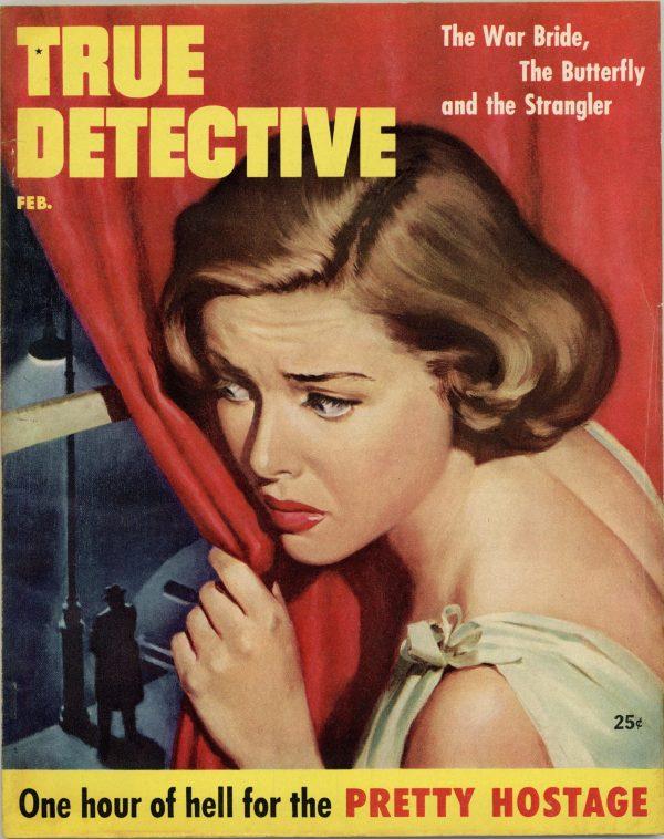 True Detective February 1953