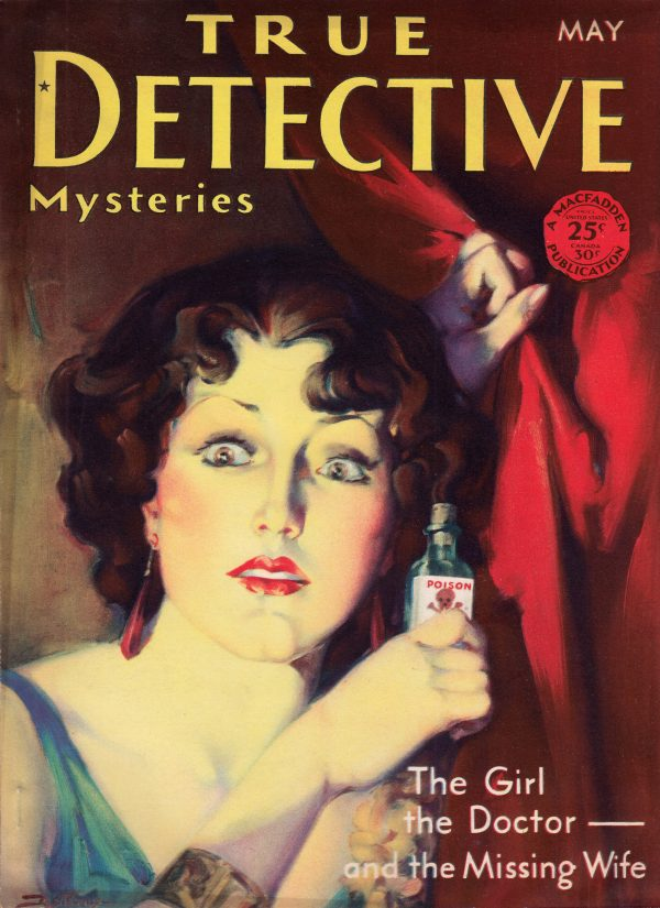True Detective Mysteries - May 1930