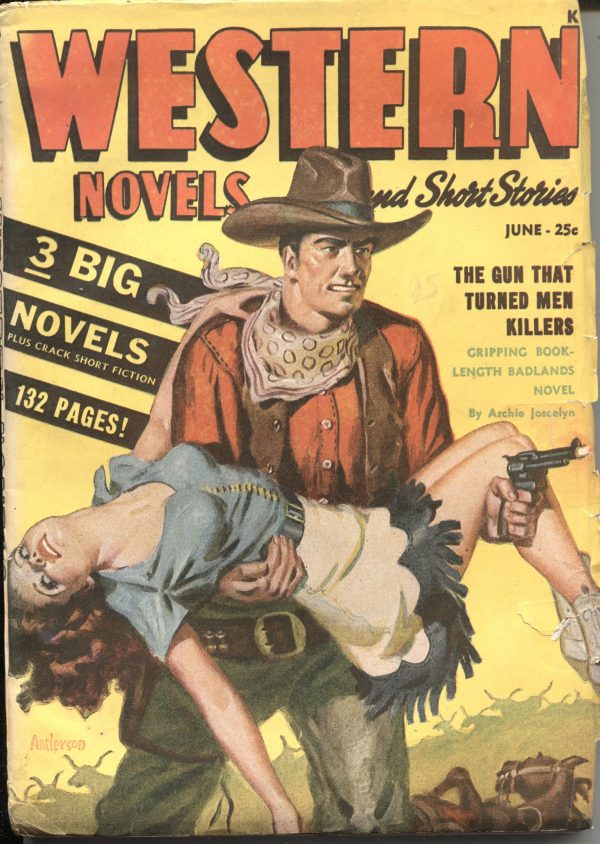 Western Novels And Short Stories June 1948