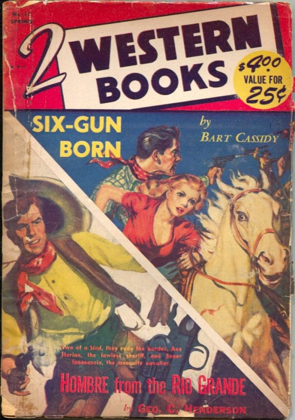 2 Western Books Issue #11 Spring 1952