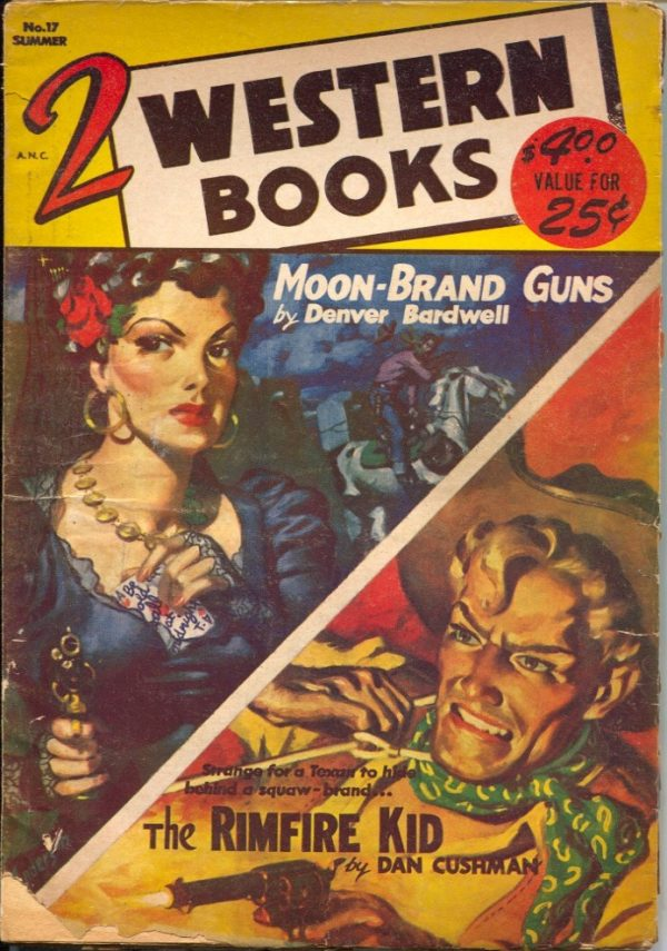 2 Western Books Issue #17 Summer 1953