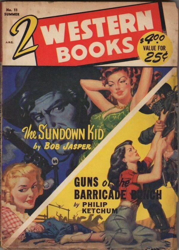 2 Western Books, No 11 Summer 1951