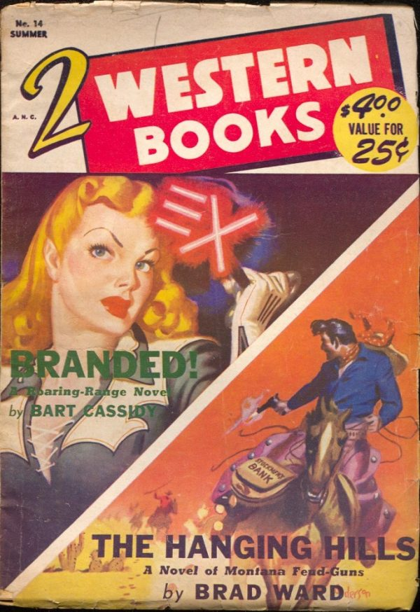 2 Western Books Summer 1952
