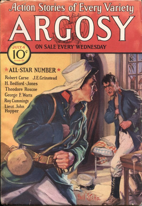 Argosy July 4 1931