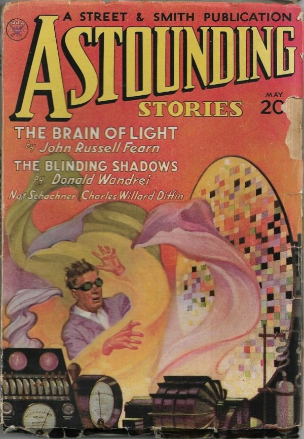 Astounding Stories, May 1934Publication