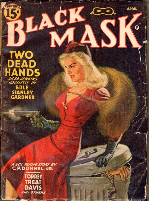 Black Mask - April 1942