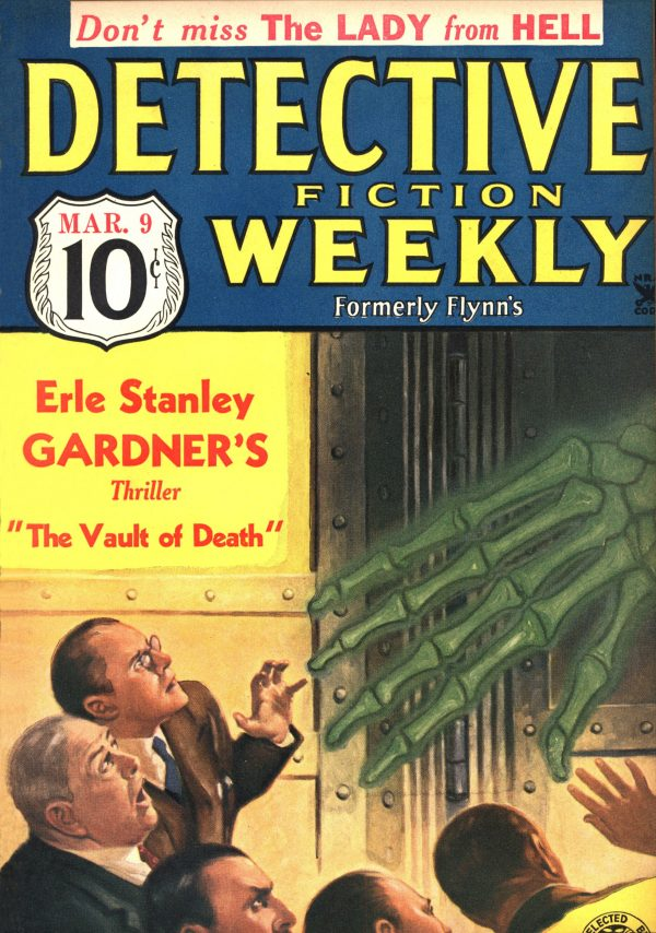 Detective Fiction Weekly March 9, 1935