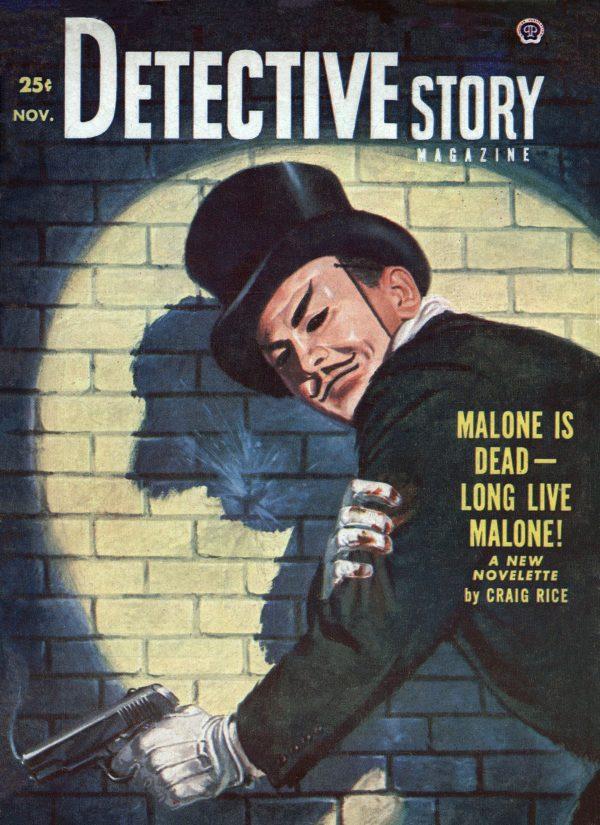 Detective Story November 1952