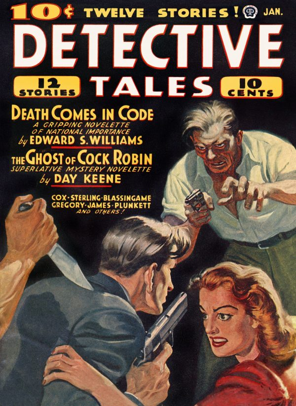 Detective Tales January 1941