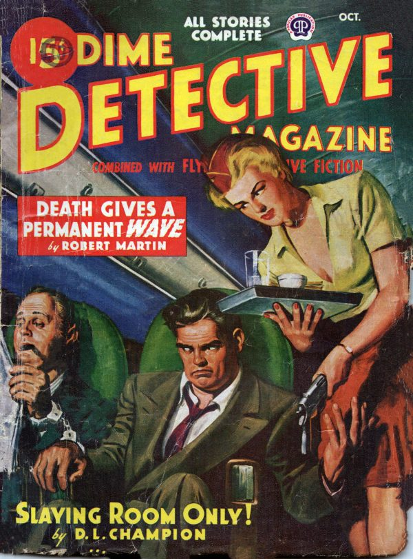 Dime Detective October 1947