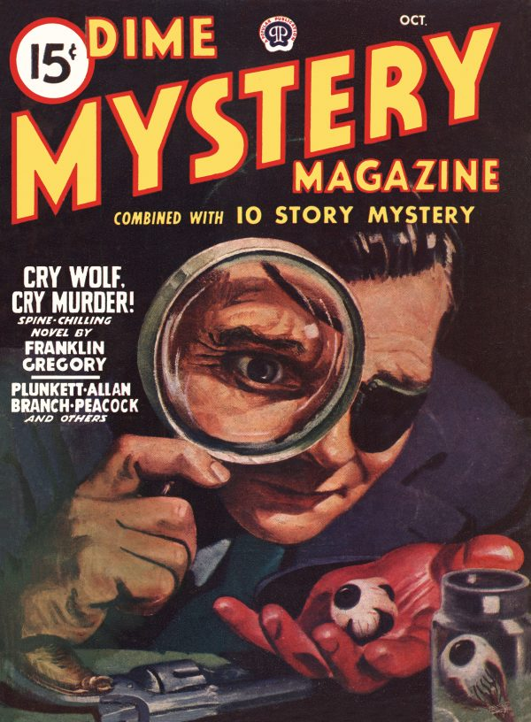 Dime Mystery -October 1947