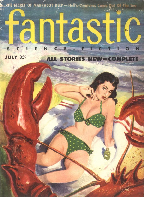 Fantastic - July 1957