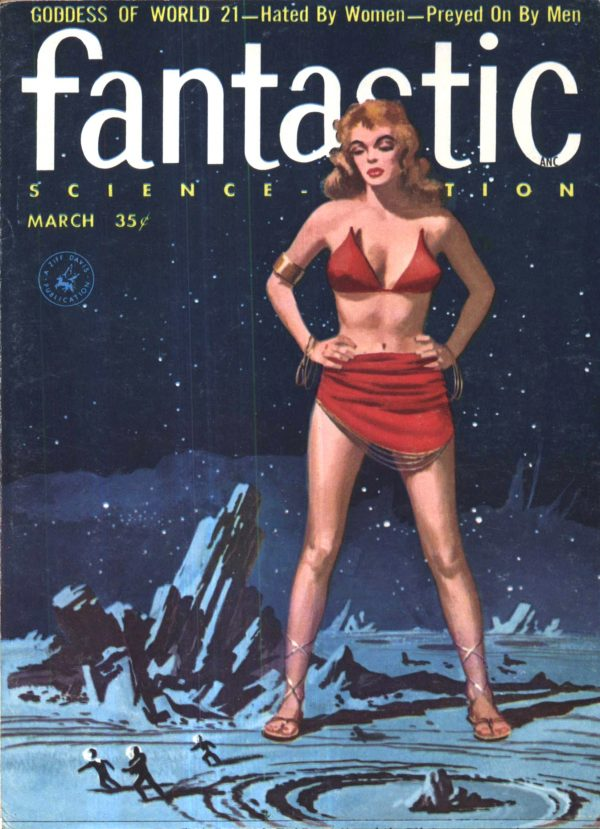 Fantastic March 1957