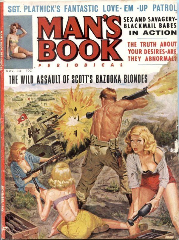 Man's Book November 1963