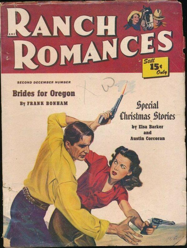 Ranch Romance December 1949