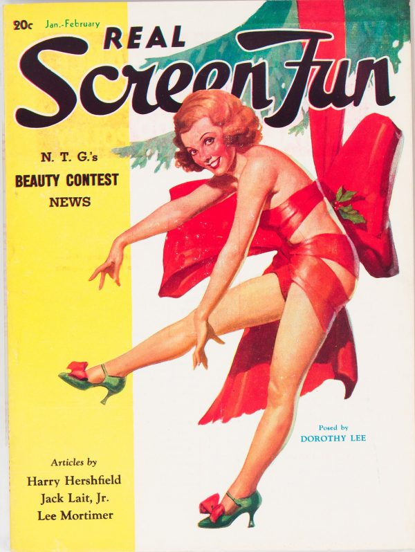 Real Screen Fun Jan-Feb 1935