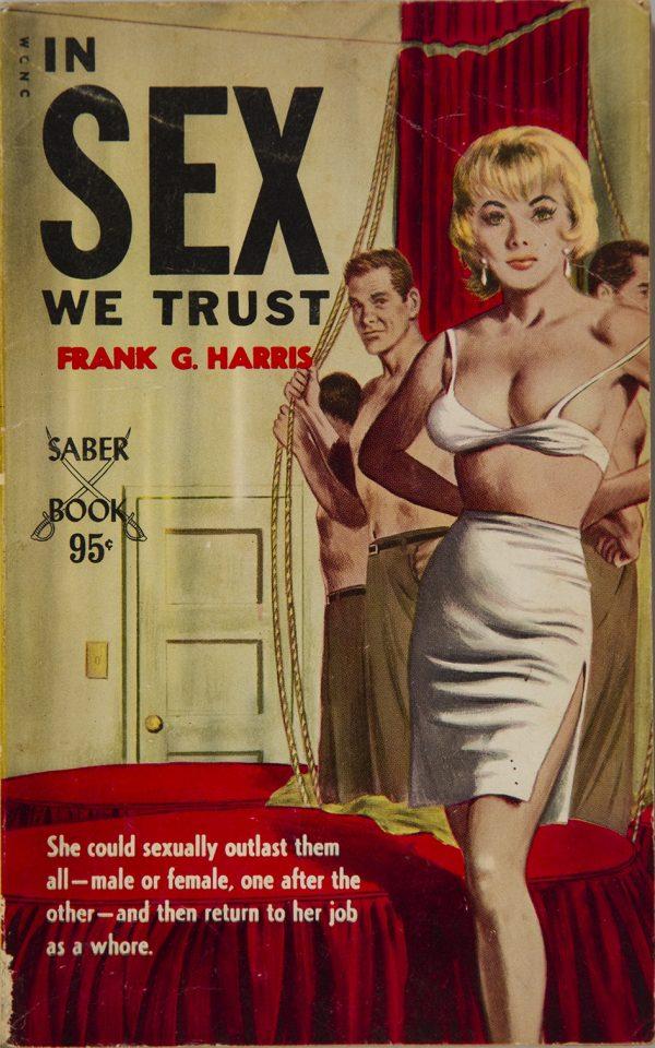Saber Books, SA117 1968
