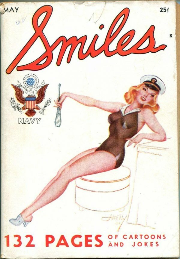 Smiles #1 May 1942