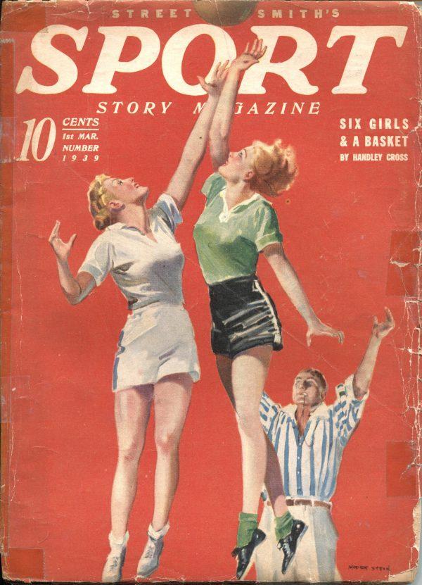Sport Story April 1 1939