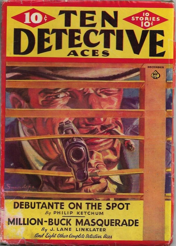 Ten Detective Aces Dec. 1940