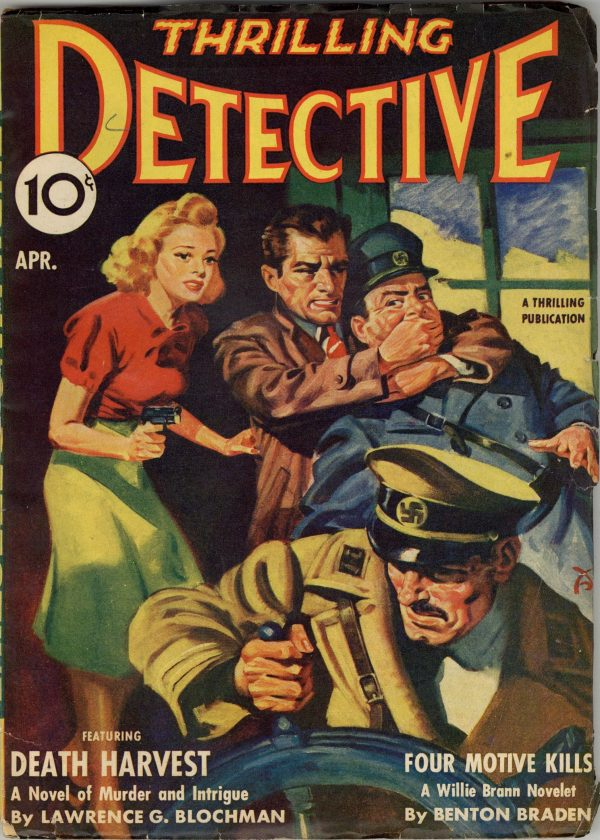 Thrilling Detective April 1942