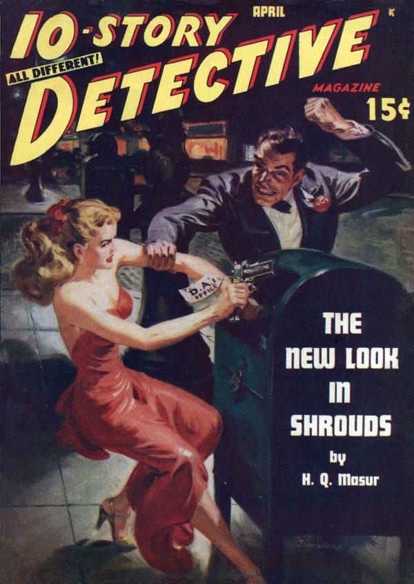 10-Story Detective April 1949